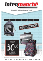 Prospectus Intermarché Hyper : #Back to school