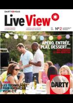 Journaux et magazines DARTY : Live View n°2