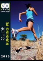 Guides et conseils Go Sport : Guide Running pe 2016