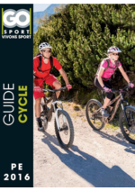 Promos et remises  : Guide Cycle pe 2016