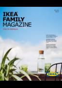 Journaux et magazines IKEA TOURS : Ikea Family Magazine été 2016
