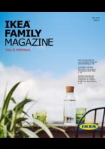 Journaux et magazines IKEA : Ikea Family Magazine été 2016