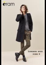Catalogues et collections Eram : Lookbook hiver femme