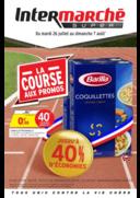 Prospectus Intermarché Super Bondy : La course aux promos