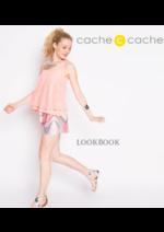 Catalogues et collections Cache Cache : Venez feuilleter le lookbook