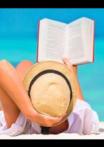 Promos et remises  : Une sélection de livres pétillants et vitaminés pour l'été