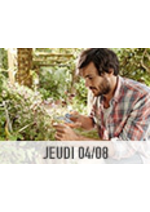 Promos et remises Lidl : La sélection jardin