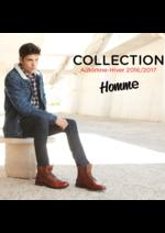 Catalogues et collections besson : Nouvelle Collection Automne-Hiver Homme