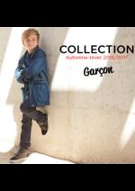 Catalogues et collections besson : Nouvelle Collection Automne-Hiver Garçon