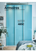 Catalogues et collections IKEA : Catalogue 2017 Armoires