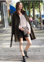 Catálogos e Coleções Promod : Lookbook outono - inverno 2016