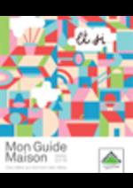 Promos et remises  : Mon Guide Maison 2016