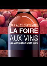 Promos et remises Monoprix : La foire aux vins