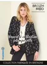 Prospectus E.Leclerc : Breizh Mode Nouvelle collection intemporelle