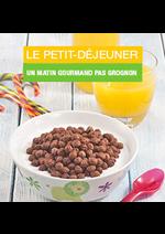 Promos et remises Monoprix : Les promos costauds du petit déjeuner