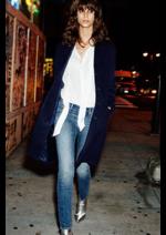Catalogues et collections Levi's : Le jean 711 skinny pour femme