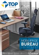 Catalogues et collections Top office : Mobilier de bureau 2016-2017