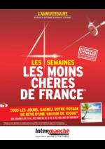 Prospectus Intermarché Super : Les 4 semaines les moins chères de France