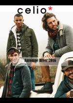 Promos et remises  : Lookbook automne hiver 2016