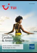 Promos et remises  : Séjours Caraïbes & Amérique latine