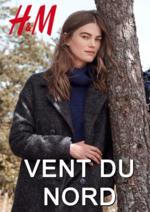 Catalogues et collections H&M : Lookbook femme Vent du Nord