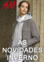 Catálogos e Coleções H&M : As novidades inverno