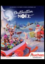Prospectus Auchan : Destination Noël