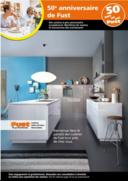 Prospectus Fust Bern - Spitalgasse  : 50e anniversaire de Fust : cuisines