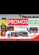 Promos et remises Pièces Auto : Découvrez une sélection de produits spéciale SÉCURITÉ