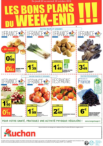 Prospectus Auchan : Les bons plans du week-end !