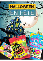Catalogues et collections Monoprix : Halloween en fête