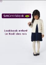 Catalogues et collections Sergent Major : Lookbook enfant Le Noël des rois