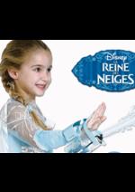 Catalogues et collections Toys R Us : Gant magique Elsa La Reine des Neiges 2 en 1