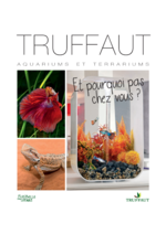 Catalogues et collections Truffaut : Aquariums et terrariums