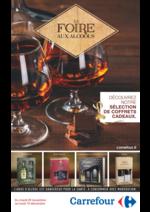 Prospectus Carrefour : La foire aux alcools