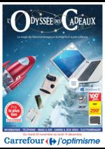 Prospectus Carrefour : L'odyssée des cadeaux : électro et HighTech