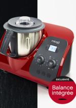 Catalogues et collections Boulanger : Découvrez le robot multifonction cuiseur Maestro