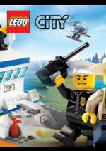 Promos et remises Maxi Toys : 15% de remise sur toute la gamme Lego City