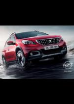 Catalogues et collections Peugeot : Découvrez le nouveau SUV Peugeot 2008