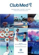 Promos et remises  : Club Med Destinations Soleil