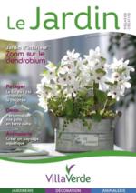 Journaux et magazines Villaverde : Le Jardin Automne-Hiver N°22
