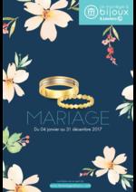 Promos et remises  : Mariage