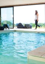 Catálogos e Coleções Desjoyaux Piscinas : Mergulhe numa piscina interior aquecida