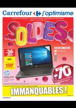 Prospectus Carrefour : Soldes