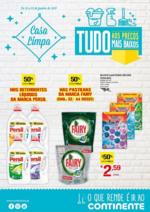 Folhetos Continente Bom Dia : Casa Limpa