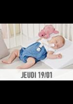 Promos et remises Lidl : Spécial Bébé