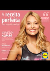 Jornais e revistas Lidl Alcácer Do Sal : A receita perfeita para uma vida saudável