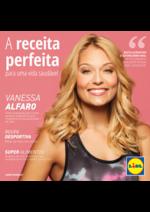 Jornais e revistas Lidl : A receita perfeita para uma vida saudável