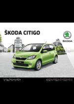 Tarifs Skoda : Les tarifs de la Skoda Citigo