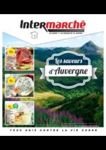 Prospectus Intermarché Super : Les saveurs d'Auvergne